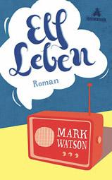 """""""Elf Leben"""", Buchcover"""