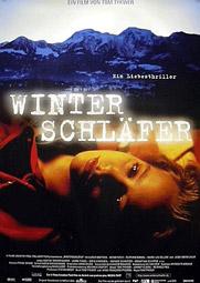 """""""Winterschläfer"""", Filmplakat"""