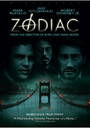 """Zodiac"", Filmplakat"