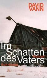 """""""Im Schatten des Vaters"""", Buchcover"""