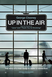 """Up In The Air"", Filmplakat"""
