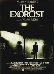 """""""Der Exorzist"""", Filmplakat"""