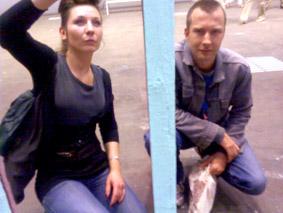 Joanna Bini Eda und Robert Schaper