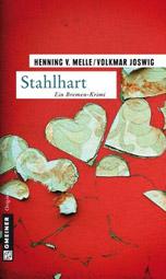 """Stahlhart"", Buchcover"