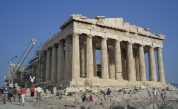 Parthenon Athen