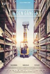 """In den Gängen"", Filmplakat"