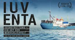 """""""Iuventa"""", Filmplakat"""