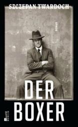 """""""Der Boxer"""" von Szczepan Twardoch, Buchcover"""