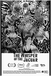 """The Whisper Of The Jaguar"", Filmplakat"