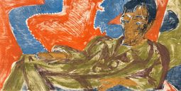 Ernst-Ludwig Kirchner, o.T., 1915