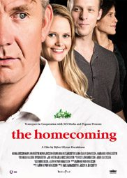 """The Homecoming"", Filmplakat"