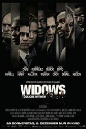 """Widows"", Filmplakat"