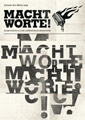 """""""Macht Worte!"""" - Programm Januar - März 2019"""