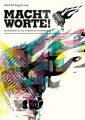 Macht Worte! - Programmheft April - August 2019