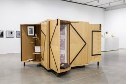 Kabinett der Abstrakten (after El Lissitzky), 2003