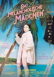 """""""Das melancholische Mädchen"""", Filmplakat"""