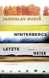 "Jaroslav Rudis: ""Winterbergs letzte Reise"", Buchcover"