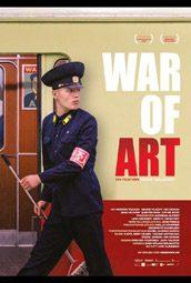 """""""War Of Art"""", Filmplakat"""