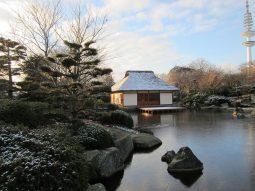 Japanisches Teehaus im Hamburger Planten un Blomen