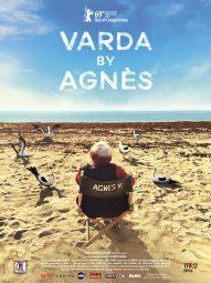 Varda par Agnès, Filmplakat