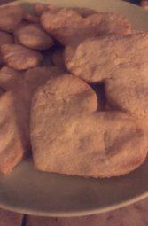 Vanille-Kekse