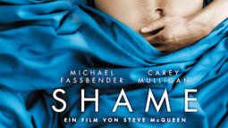 """Shame"", Filmplakat"