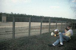 Picknick an der Mauer 1986