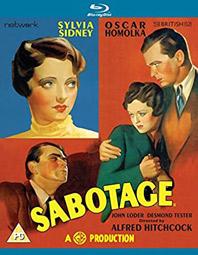 """Sabotage"", Filmplakat"