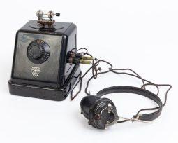 Detektorradio der Fa. Siemens