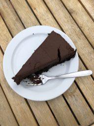Teestübchen Schokoladenkuchen