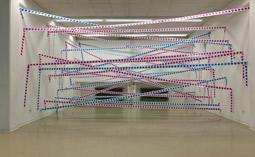 """""""Beyond"""", Installation von Birgit Streicher und Degenhard Andrulat"""