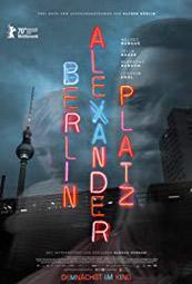"""Berlin Alexanderplatz"", Filmposter"