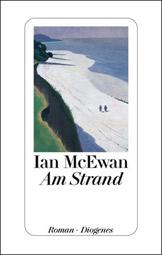 """Ian McEwan: """"Am Strand"""", Buchcover"""