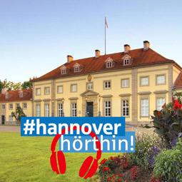 """""""Hannover hört hin!"""", Pressemotiv"""