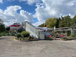 Flugzeugrestaurant