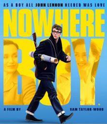 Filmplakat John Lennon Nowhere Boy