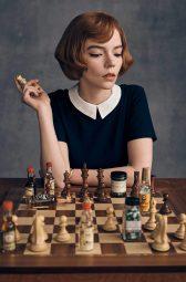 Das Damengambit - Beth Harmon