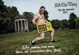 """""""Béi Chéz Heinz""""-Kalender 2021"""