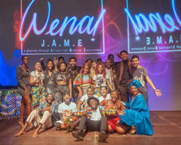 """""""WENA! J.A.M.E."""", Szenenfoto"""