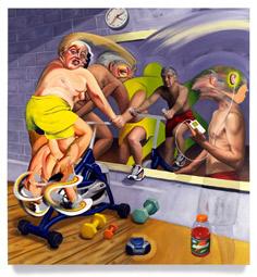 """Pieter Schoolwerth: """"Workout"""", 2006"""