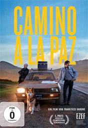 """""""Taxi nach La Paz"""", Filmplakat"""