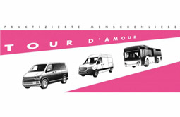 """""""Tour d'Amour"""", Pressemotiv"""
