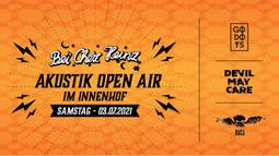 Béi Chéz Heinz-Akustik-Open-Air