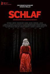 """Schlaf"", Filmplakat"