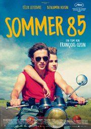 """""""Sommer 85"""", Filmplakat"""